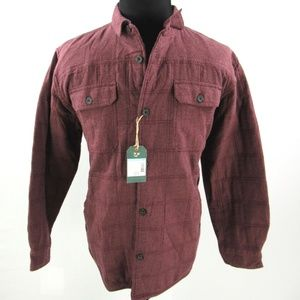 Outdoor Life Flannel Shirt Jacket